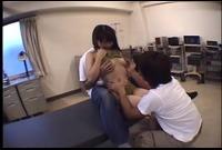 必殺の巨乳卍固め爆抜き KOMANE & MIYUKI & YUMIE