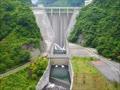 房総のダムの放水風景 -橋本征道 撮影